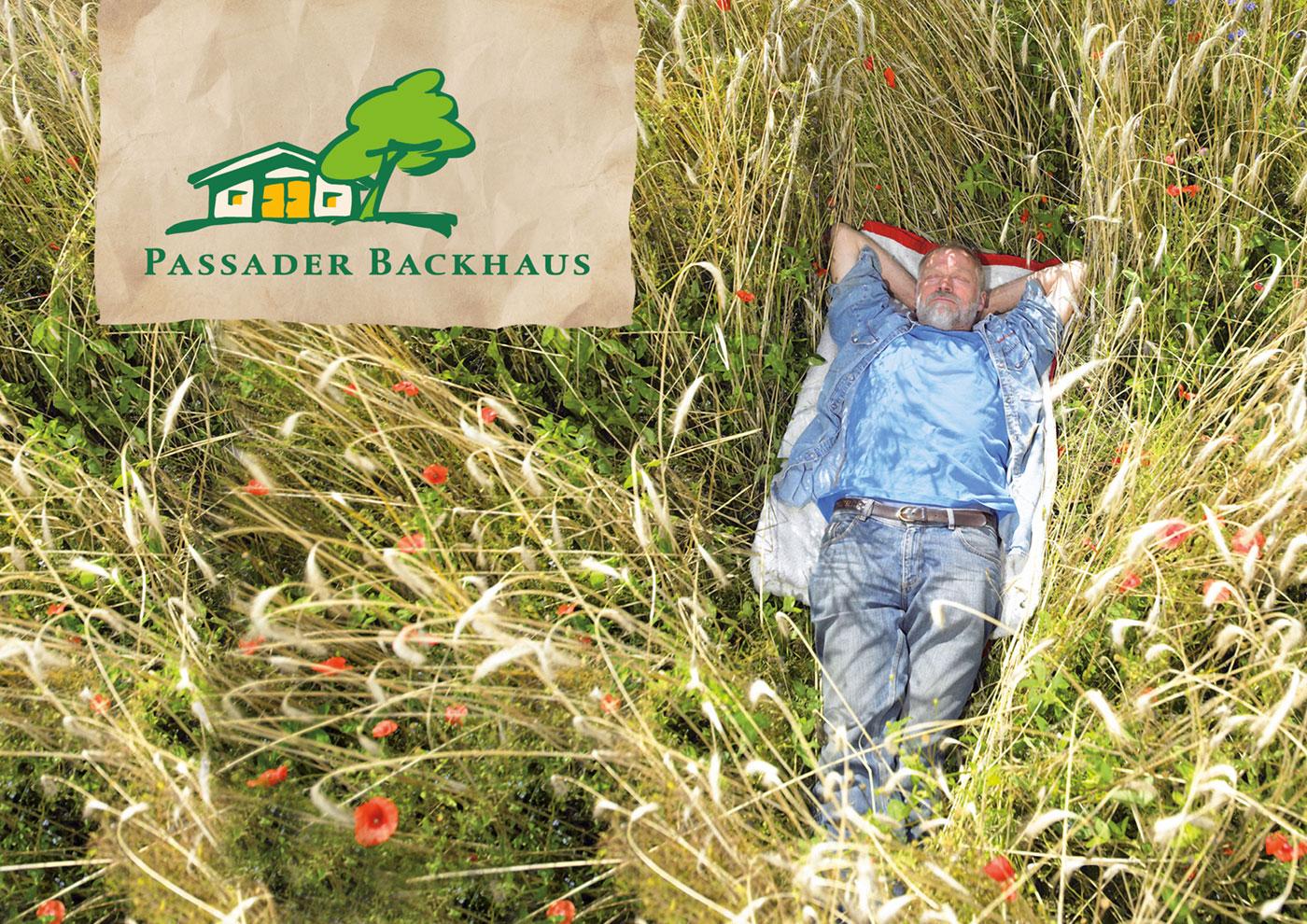 Markenführung für die Biobäckerei Passaader Backhaus