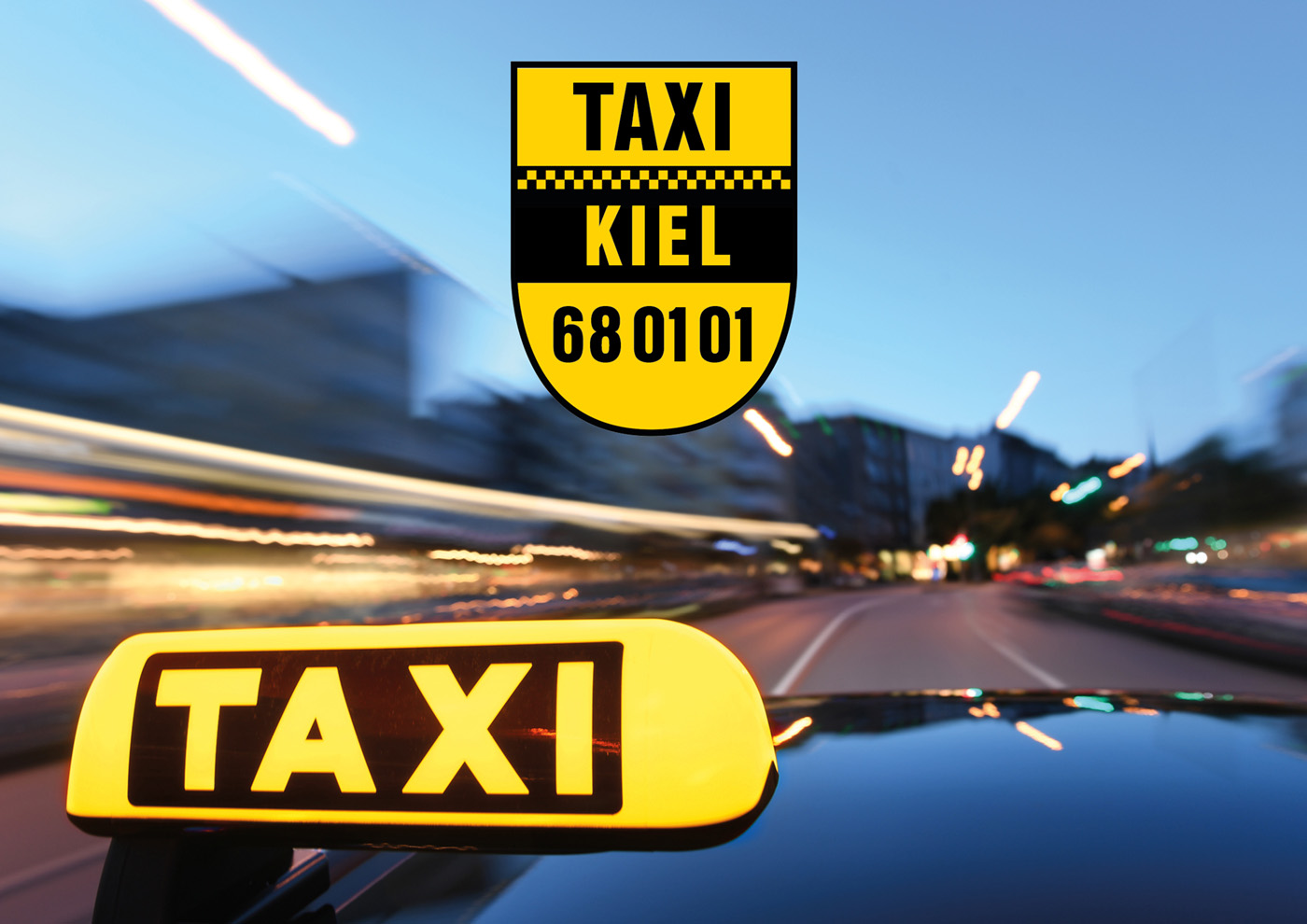 Web-Relaunch und Corporate Design für Taxi Kiel